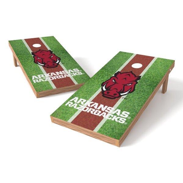NCAA Field Game Cornhole Set by Tailgate Toss