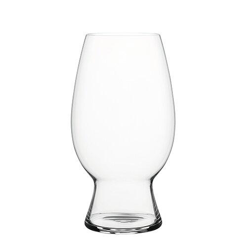 American Wheat 26.5 oz Glass Pint Glass (Set of 2) by Spiegelau
