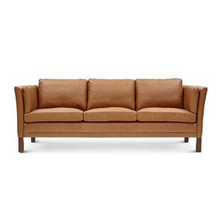 Theo Leather Sofa