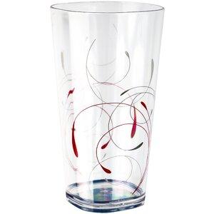 Splendor Acrylic 19 oz. Ice Tea Glass (Set of 6)