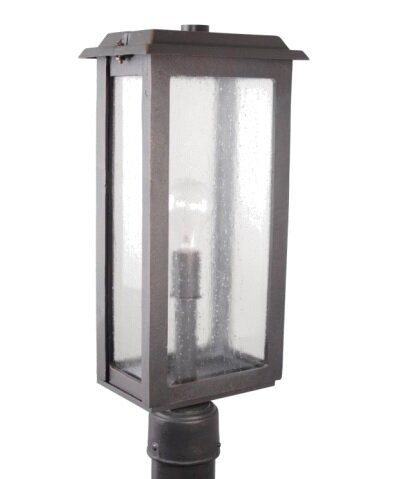 Fluellen Urban 400 Series Outdoor 1-Light Lantern Head by Darby Home Co