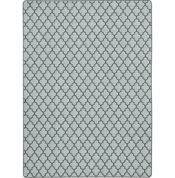 Tinsman Light Blue Area Rug by Charlton Home