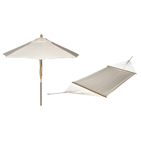 Phat Tommny Sunbrella Tree Hammock with Umbrella by Buyers Choice
