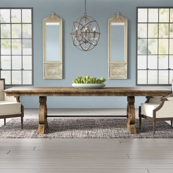 Modern West Point Extendable Dining Table By Greyleigh Today Sale Only