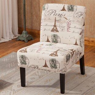 Best Reviews Goodale Slipper Chair ByRoundhill Furniture