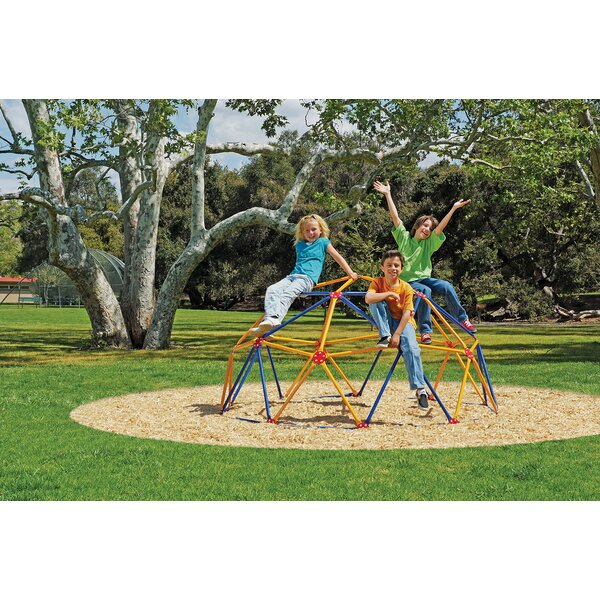 Easy Outdoor Space Dome Climber [Gym Dandy]
