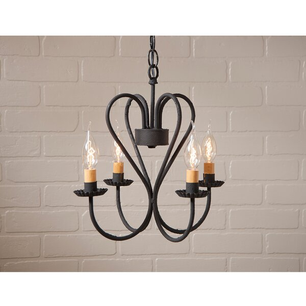 Wedgewood 4-Light Candle Style Classic / Traditional Chandelier by Gracie Oaks Gracie Oaks