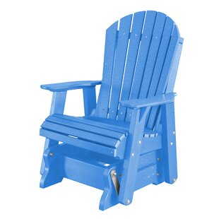 Navy Blue Adirondack Chair | Wayfair