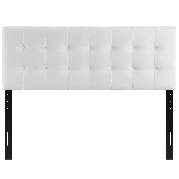 Wykoff Upholstered Panel Headboard by Mercer41 Mercer41