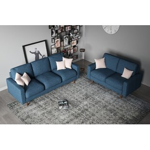 Sherry Standard Configurable Living Room Set by George Oliver