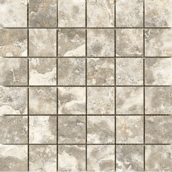 Cancun 2 x 2 Ceramic Mosaic Tile in Marina by Emser Tile