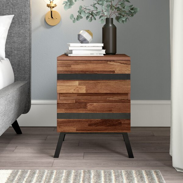 Cashin End Table by George Oliver