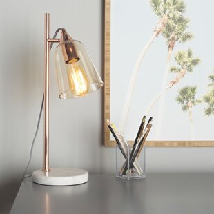 Adesso table lamps youll love marlon 195 desk lamp by adesso mozeypictures Images