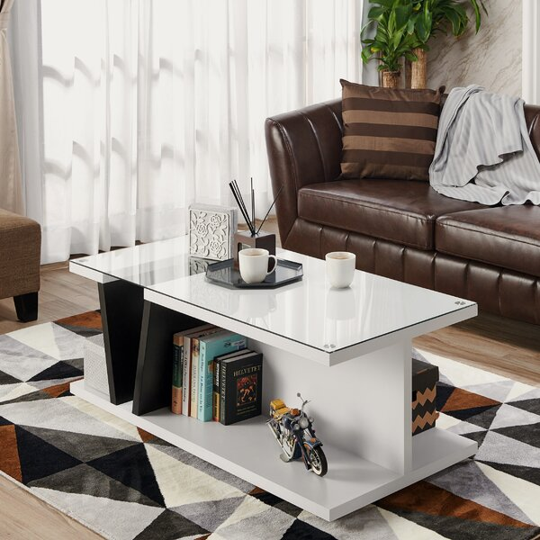 Dilley Coffee Table With Storage By Latitude Run