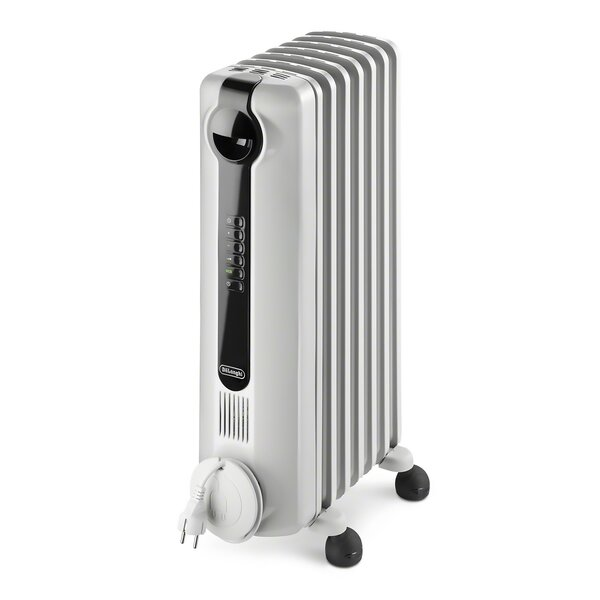1,500 Watt Portable Electric Radiant Tower Heater by DeLonghi