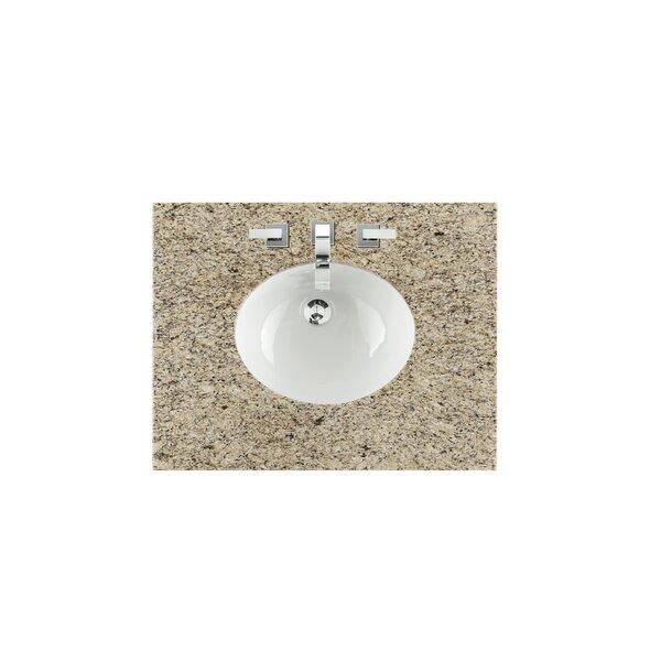 Buerkle 30 Mountain Mist Single Bathroom Vanity Set