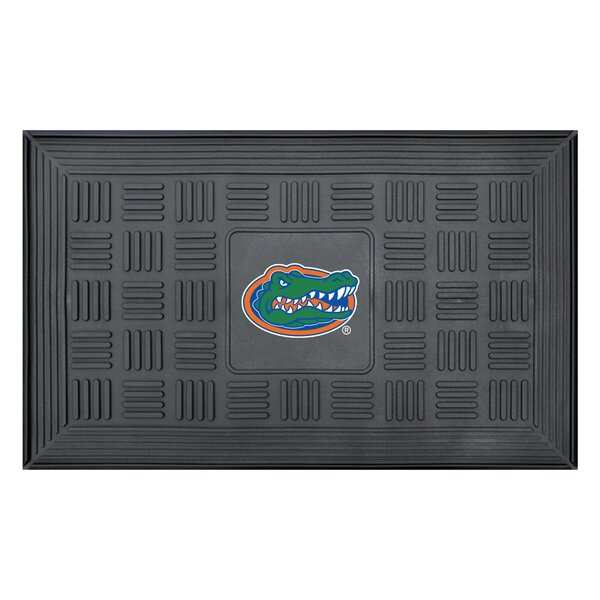 NCAA University of Florida Medallion Door Mat by FANMATS