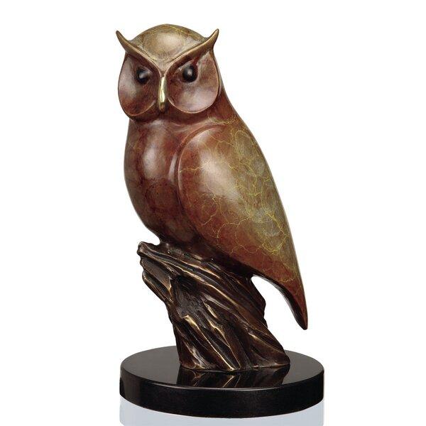 Nightflyer Owl Figurine by SPI Home