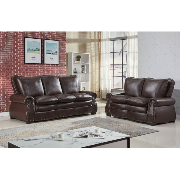 Linco 2 Piece Living Room Set by Canora Grey