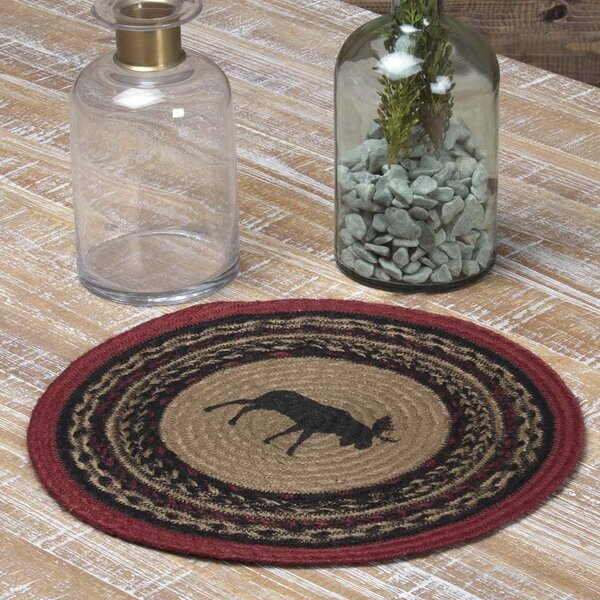 Dorval Jute Placemat (Set of 6) by Loon Peak