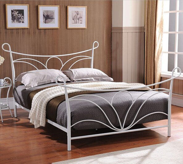 Burrandale Platform Bed by August Grove