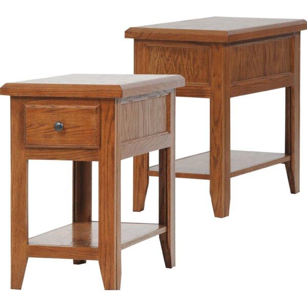 Jill End Table By Longshore Tides