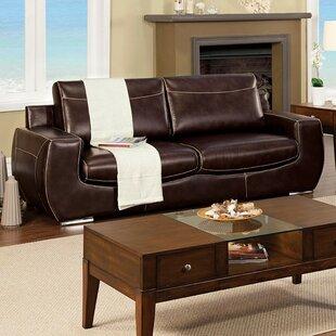 Aine Leather Sofa