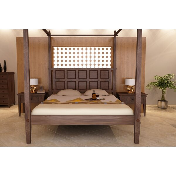 Cranleigh Canopy Bed by Loon Peak