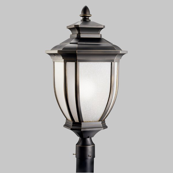 Greenview Outdoor 1-Light Lantern Head by Kichler
