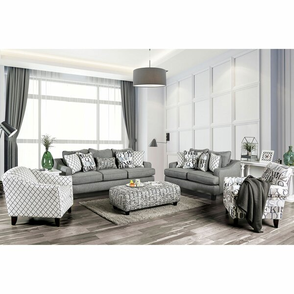 Best #1 Brice 3 Piece Living Room Set By Red Barrel Studio Read Reviews