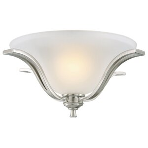 Ironwood 2-Light Flush Mount