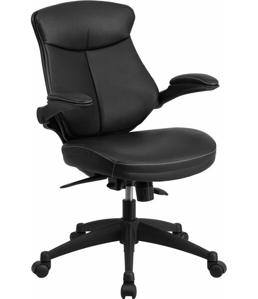 Mccrea Mid-Back Executive Chair by Latitude Run