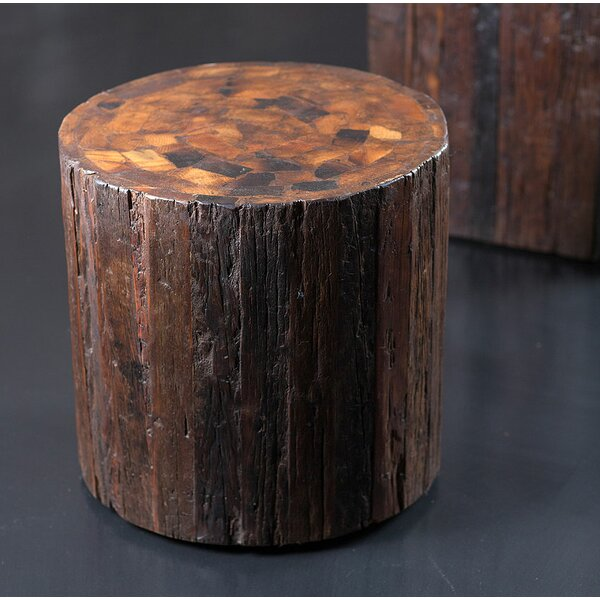 Aubin Accent Stool by Foundry Select