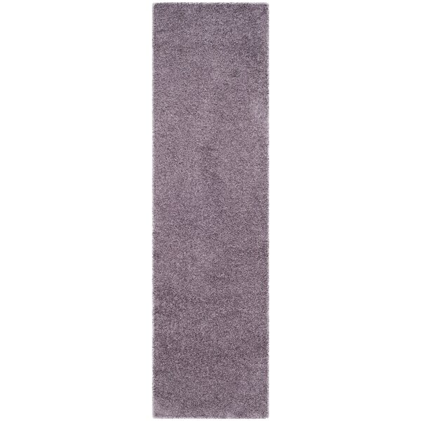 Bluestar Purple Area Rug by Mercury Row