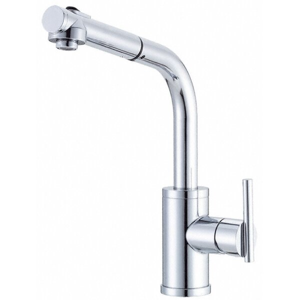 Parma Single Handle Kitchen Faucet with Side Spray by Danze®
