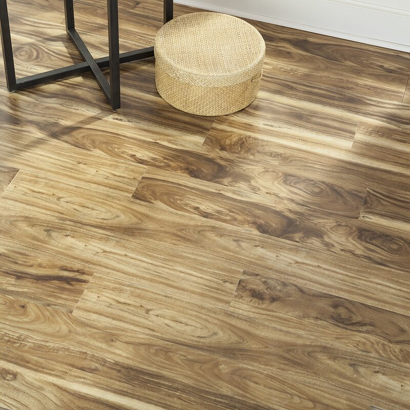 X 48 3mm Pearwood Laminate Flooring