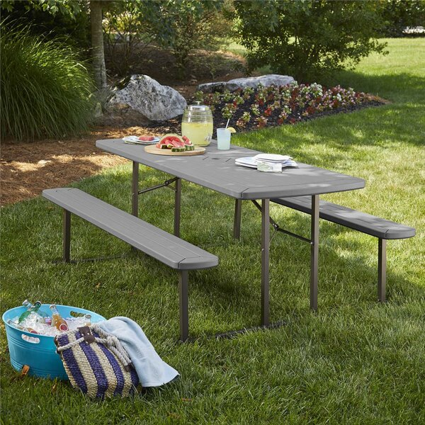Adam Folding Picnic Table by Freeport Park Freeport Park