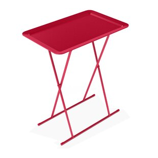 Snack Tray Table (Set of 2)  sc 1 st  AllModern & Modern \u0026 Contemporary Snack Table | AllModern