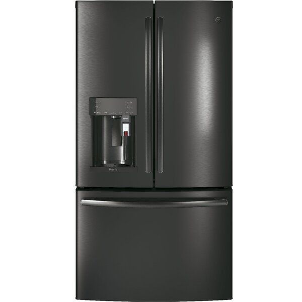 28 cu. ft. Energy Star® French-Door Refrigerator by GE Profile™