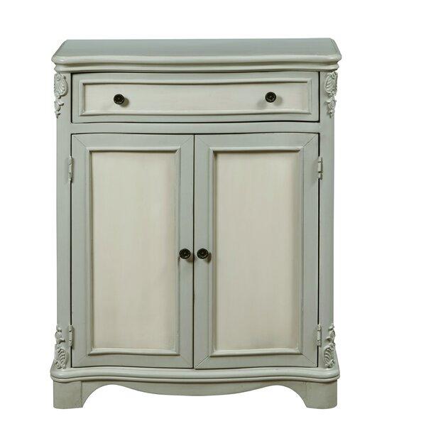 Pauline 2 Door Accent Cabinet By One Allium Way