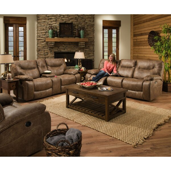 Simmons Upholstery El Capitan Power Cuddler Reclin