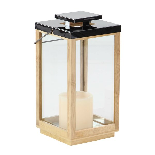 Contemporary Rectangular Lantern by Foundry Select