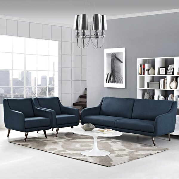 Mattawa 3 Piece Living Room Set By George Oliver