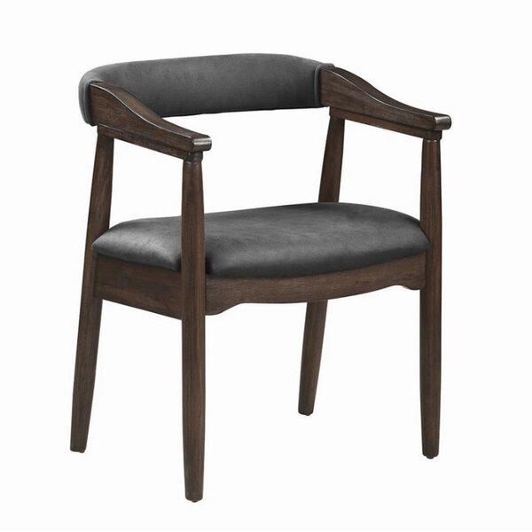 Barbra Upholstered Dining Chair (Set of 2) by Corrigan Studio