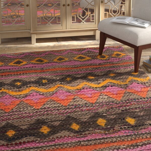 Veropeso Hand Woven Area Rug by Bungalow Rose