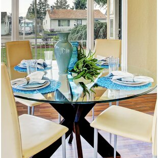 Glass Table Tops Youll Love Wayfair