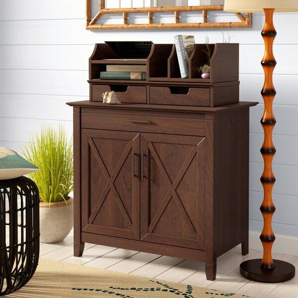 Cyra Credenza Desk