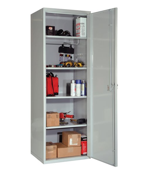 SecurityMax 1 Tier 1 Wide Commercial Locker by Hallowell