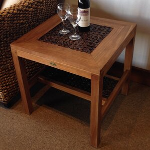 Java Side Table by Chic Teak