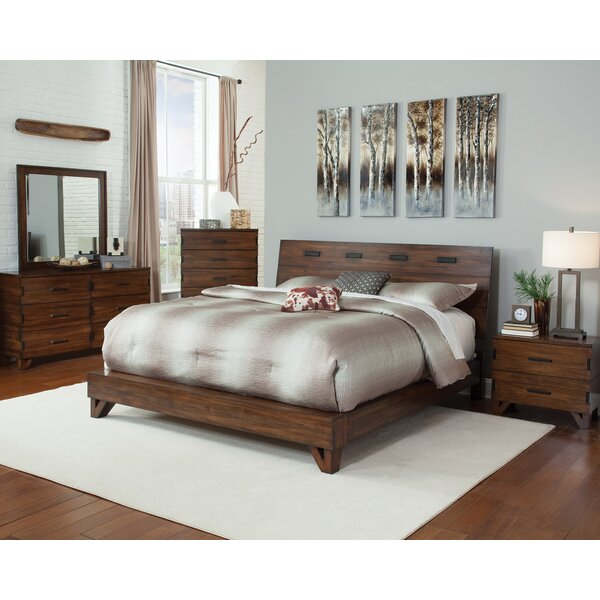 Conde Platform Bed by Foundry Select